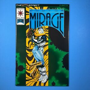 The Second Life of Doctor Mirage #11 VALIANT COMICS 1994 Chaos Effect Crossover!