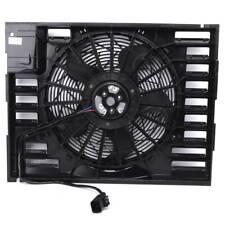 A/C Cooling Fan Assembly w/o Brush for BMW E65 E66 745i 760i 2003-08 64546921379