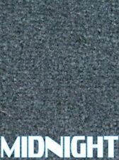 "Boat Trailer Bunk Carpet - 20oz- 24"" (in) Wide x 14' (ft) Long - MIDNIGHT GRAY"