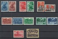 BE5802/ RUSSIA – 1949 / 1950 MINT SEMI MODERN LOT – CV 235 $