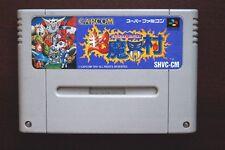 Super Famicom SFC Cho Makaimura Ghost Goblins Japan import game US Seller