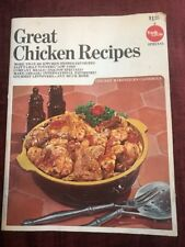 A Family Circle Special Great Chicken Recipes 1972