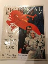 Pictorial Review- June 1933- Paper Doll Issue -Full Color