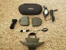INTEC PRO PSP STARTER KIT ,SOFT CASE, CAR ADAPTER, NECK STRIP, DOCK VG+