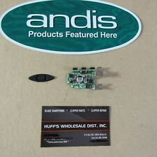 Andis Model SMC Excel 5 Speed Clipper Replacement  Switch & Pad