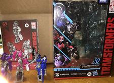 Transformers Studio Series 52 Arcee Chromia Elita-1 Used With Original Box