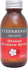 Steenbergs Organic Orange Blossom Fleur d'eau - 100 ml