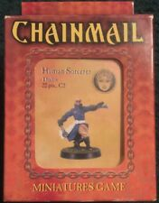 Chainmail Miniatures - Human Sorcerer - Thalos
