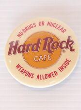 VINTAGE HARD ROCK CAFE AUSTRALIA SMALL SOUVENIR METAL PIN BADGE