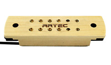 Artec WSH12 Maple MP finish Wooden humbucker soundhole pickup acoustic guitar
