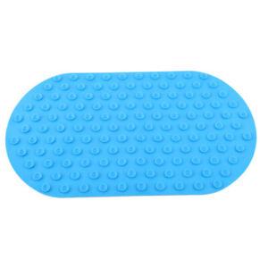 Children's Suction Cup Mat Silicone Tub Anti-skid Pad Bath Mat Shower Mat