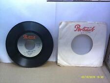 Old 45 RPM Record - Portrait 6-70004 - Heart - Barracuda / Cry To Me