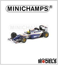 WILLIAMS RENAULT FW16 Ayrton Senna 1994 Minichamps 1/43 Die Cast New Nuovo