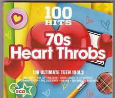100 Hits - 70's Heart Throbs - 5CD