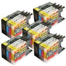 20 Druckerpatronen Brother für den Drucker MFC-J5910DW LC 1280 XXL NEU inkcompan