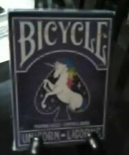 2017 New Deck Of Bicycle Unicorn Playing Cards
