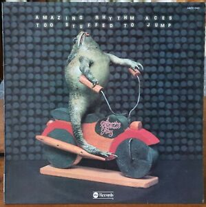 Amazing Rhythm Aces-Too Stuffed To Jump, Aussie Press. 1976, ABC Label (VG+++)