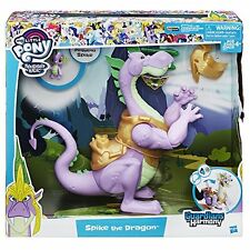 My Little Pony Friendship is Magic Guardians of Harmony Spike the Dragon