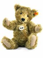 """Steiff Classic 1920 Teddy Bear Light Brown 10"""""""