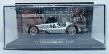 DE AGOSTINI, NEW IN BOX, 1:43rd Scale, MERCEDES W 154 RACING CAR 1939