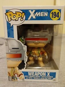Weapon X #194 Funko Pop Marvel's X-Men