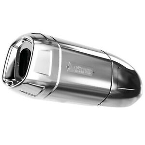 Can-Am New OEM Spyder F3 New Akrapovic Straight Shot Exhaust Pipe Kit, 219400514