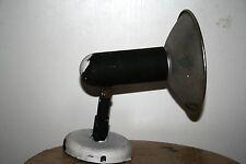 lampe applique spot moderniste design vintage années 70