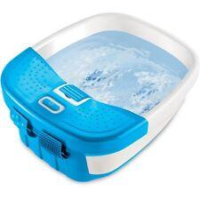 Homedics BubbleBliss Luxury Bubble Foot Spa Bath Massager W/Heat. FB-50