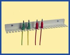Kabelrechen aus Stahlblech für Messkabel und Prüfschnüre