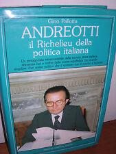 Pallotta - ANDREOTTI il Richelieu della poltica italiana - Newton&Compton1988