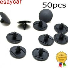 For Toyota & Lexus 90467-08124 Fender Clips Hood Insulation Clips 50pcs