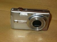Fujifilm FinePix F Series F480 8.2 MP - Digital Camara - Plateado