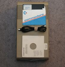 Vintage Commodore 1541 5 1/4 Computer Floppy Drive, Manual, Cable+ ~READ~ 64 128
