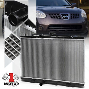 Aluminum Radiator OE Replacement for 08-15 Nissan Rogue/Select 2.5 I4 dpi-13047