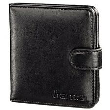 Hama Memory Card Case Vegas für Sd/microsd schwarz Größe s