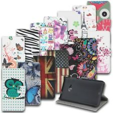 Mobile Phone Protective Cover Case Bumper Wallet Stand Various Motifs New