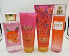 Bath & Body Works Raspberry Tangerine Collection