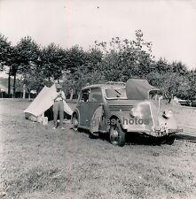Automobile c. 1935 - RENAULT Primaquatre Camping - Div 2351