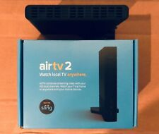 AirTV 2 Tuner Local Channel Streaming w/ Amplified HD Antenna - Works with Sling