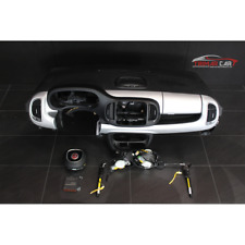 KIT AIRBAG COMPLETO FIAT 500L (351;352) (2012 IN POI) TREKKING
