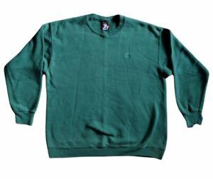 OLYMPICS Unisex Crewneck Sweatshirt Sz L-XL Vintage USA Embroidered Logo Sweater