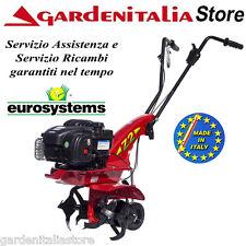 Motozappa EUROSYSTEMS - mod. Z 2 - motore a scoppio B&S 450 Series-MADE IN ITALY