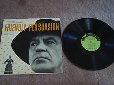 Friendly Persuasion Original Soundtrack LP Dimitri Tiomkin Unique