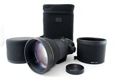 🌟Near Mint🌟 Sigma EX 300mm f/2.8 APO HSM DG EX Lens +Case For Canon from Japan