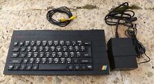 Ordenador 8 bits Sinclair ZX Spectrum + Plus