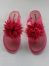 Rosa Flip Flops von Kamoa, Größe 38, Damen