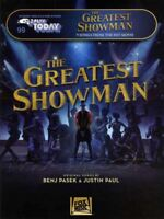 The Greatest Showman E-Z Play Today Keyboard Sheet Music Book Musical Soundtrack