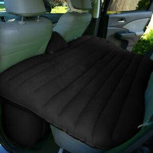 Heavy Duty Car Travel Inflatable Mattress Car SUV Bed w/ Pump
