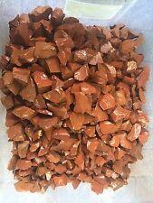 1lb Wholesale Rough Red Jasper Bulk Stones