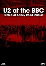 U2 AT THE BBC - FILMED AT ABBEY ROAD STUDIOS - CONCERT, INTERVIEW & TOUR FOOTAGE